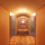 How can someone make a hallway look cool? Seriously!