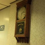 Antique Regulator Clock, Part of the Interior Decoration
