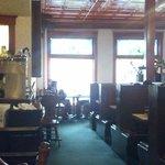 Courier Cafe Interior