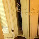 Crummy closet