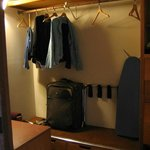 Room - Closet area