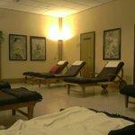 Wellnessbereich - Ruheraum