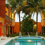 Enter an Oasis in the Heart of Cozumel