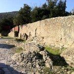 un altra tomba romana sulla Via...