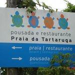 Entrada Tartaruga