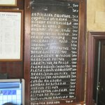 The Menu Board