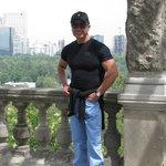 Me at Chapultepec Castle