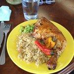 shoyou chicken