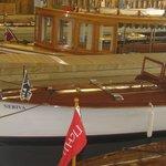 Fine Wooden Boat
