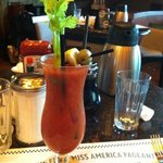 bloody Mary for the morning after