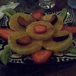 oranges canelle