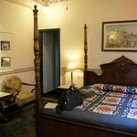 Our room - clean, spacious, well equipped
