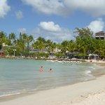 Photo de la plage de l'hotel