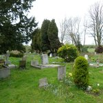 Blean churchyard