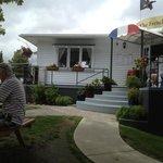 Chéri café en Taupo
