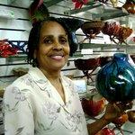Tulip Fleming - shop owner & artisan