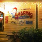 Entrance of Snappa's, Marsh Harbour, Abaco