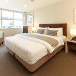 1 Bedroom Apartment - Bedroom