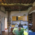 Portico kitchen/dining area
