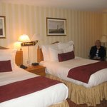 Lovely room, The Port Inn, Portsmouth, NH