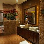 West Side Story bathroom