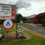 Thomas's Catlins Lodge And Camp Ground Foto