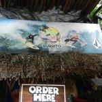 Surfing Burrito