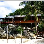 Rustic & cosy beach huts