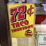 $0.72 tacos