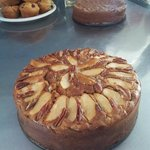Great whole food lunches and cakes