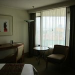 Seating Area in Room