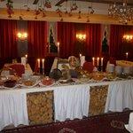 Il tavolo delle verdure