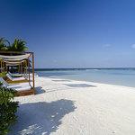 Lily Beach Resort Sun Bed