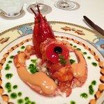 Salade de homard de Maine à la francaise