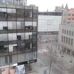 вид из номера 5 этаж