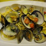 Outstanding clams, fresh pasta.....mmmmmmm