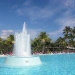 """Swimming pool """"Maya Caribe"""""""