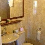 Mangrove's #1 bathroom