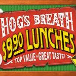 $9.90 Lunches Mon-Sun 11.30am-5.00pm
