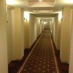東京第一ホテル錦 廊下