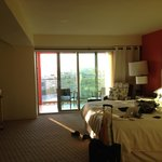 Room deluxe Bay view