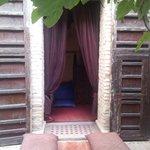Riad 2 Courtyard room