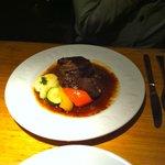 Tender steak and Vegetables