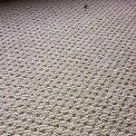 Cernes sur les tapis