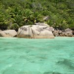 New Emerald Cove, Anse La Farine.