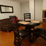 Two bedroom apartment / Dining and Living room