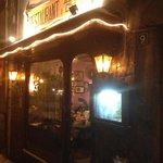 le restaurant ALL I OLI ....a VIELHA