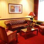 Lounge Hotel du Pré
