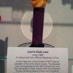 Rare Lion's Club dispenser