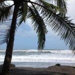 Vue sur les Caraïbes